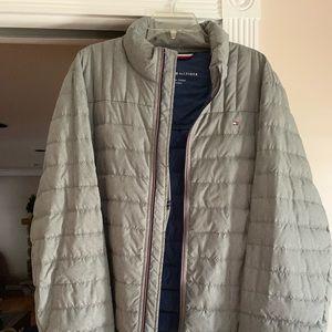 Tommy Hilfiger mens Large puffer jacket